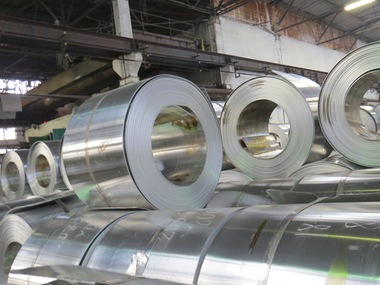 Алюминиевая фольга АМц 0,008 мм